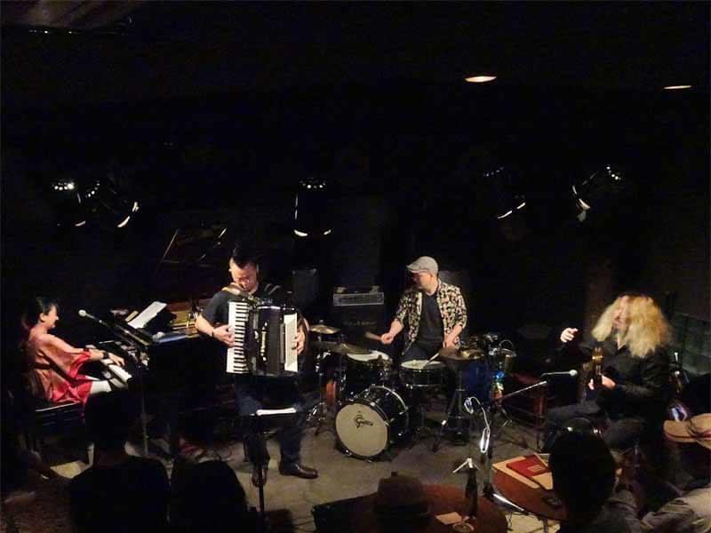 「3/17 (水)カナトマリュウオク@名古屋 jazz inn LOVELY」のアイキャッチ画像