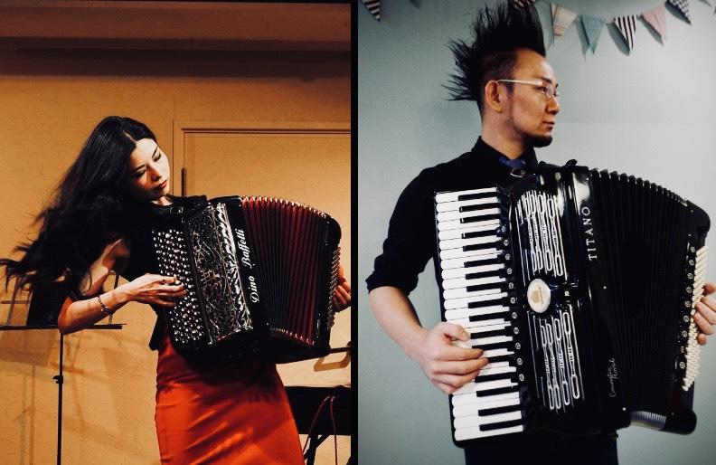 「《残席僅か!》9/22(水) 土屋恵 × 都丸智栄 accordion duo @東京阿佐ヶ谷スタッカート」のアイキャッチ画像