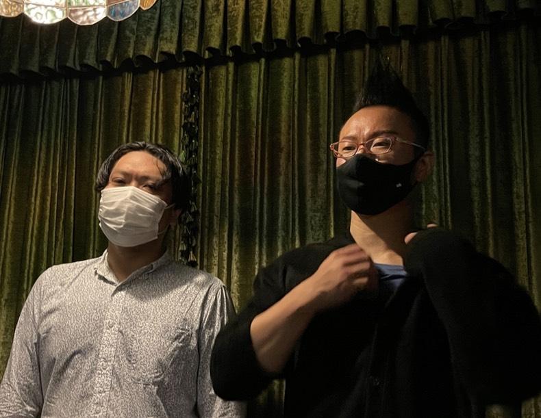 「【中止→配信】9/4(土)【accordion duo カリトマト】@広島プブリベルテ」のアイキャッチ画像